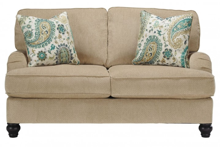 Lochian Bisque Loveseat