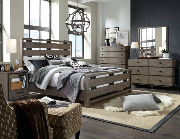 Moreland Avenue Bedroom Set