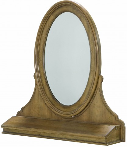Danielle French Laundry Vanity Mirror