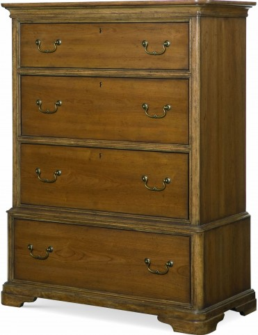 Danielle French Laundry 4 Drawer Chest