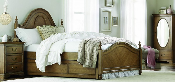 Danielle French Laundry Youth Low Poster Bedroom Set