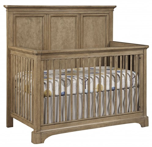 Chelsea Square French Toast Built To Grow Crib