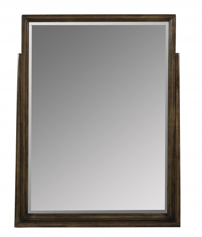 Santa Clara Burnished Walnut Mirror