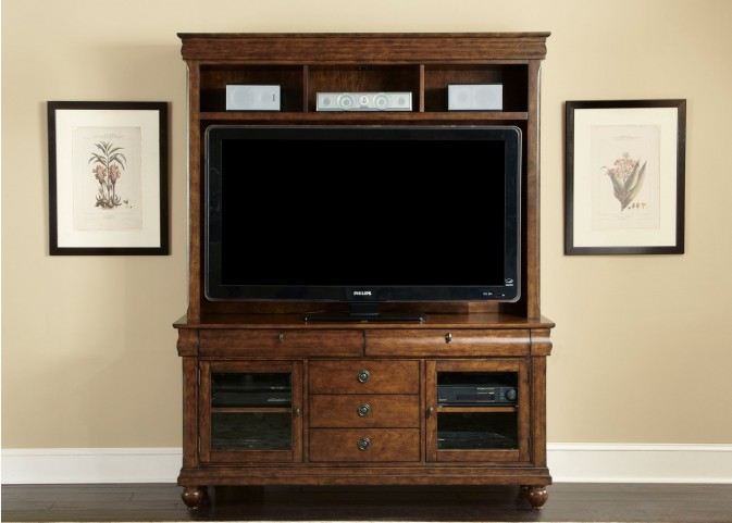 Rustic Traditions Entertainment Center