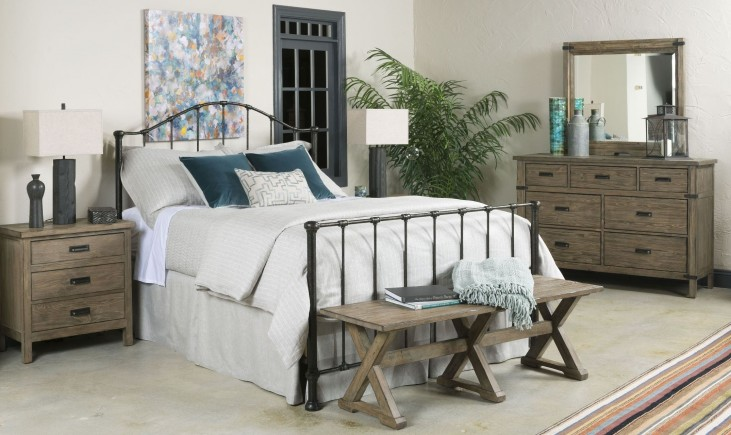 Foundry Garden Bedroom Set