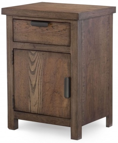 Fulton County Tawny Brown Nightstand