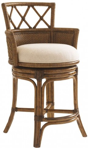 Bali Hai Kamala Bay Swivel Counter Stool