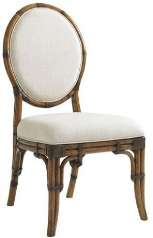 Bali Hai Gulfstream Oval Back Side Chair
