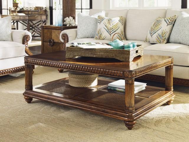 Bali Hai Vineyard Point Rectangular Occasional Table Set