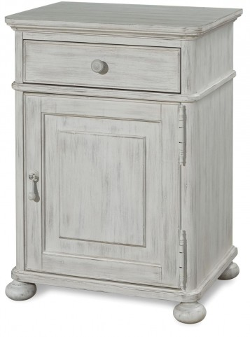 Dogwood Blossom Door Nightstand