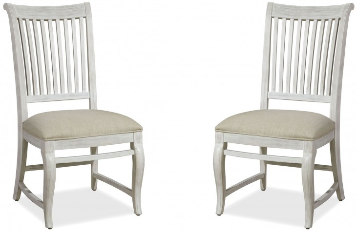 Dogwood Blossom Side Chair Set of 2