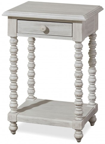 Dogwood Blossom Side Table