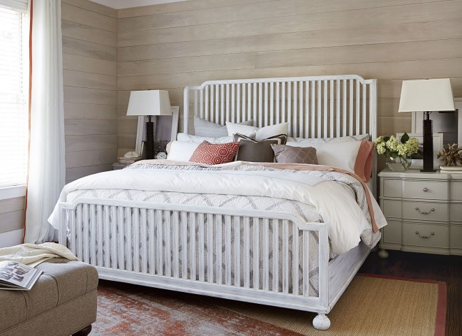 Dogwood Blossom The Tybee Island Bedroom Set