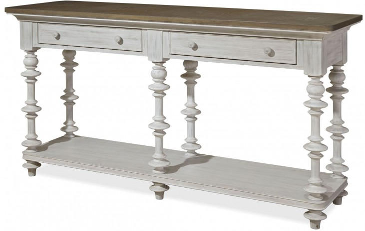 Dogwood Blossom Console Table