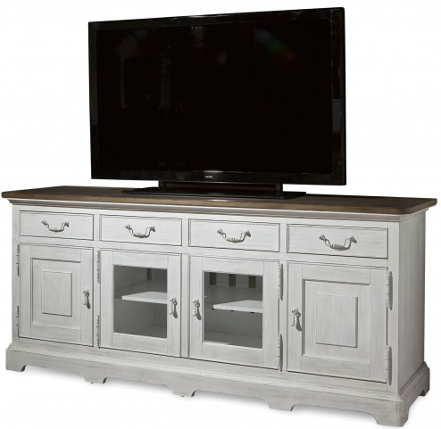 Dogwood Blossom Entertainment Console