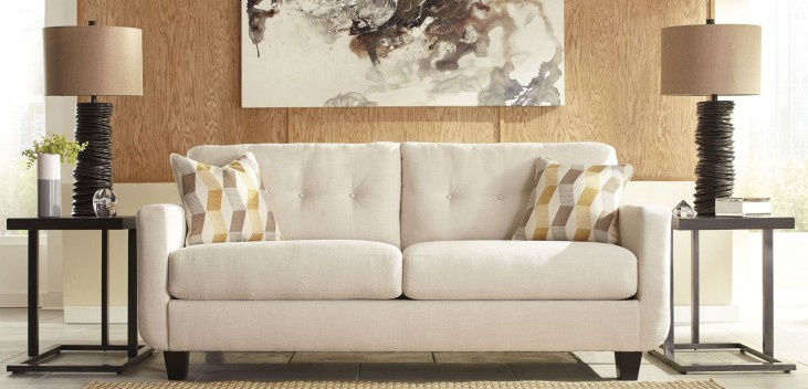 Drasco Marble Sofa