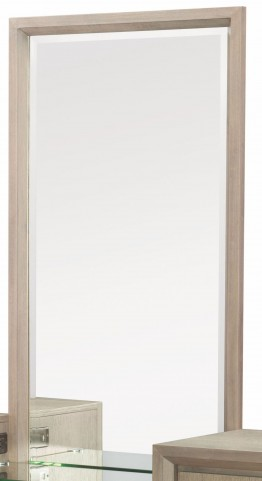 High Line Greige Vanity Mirror