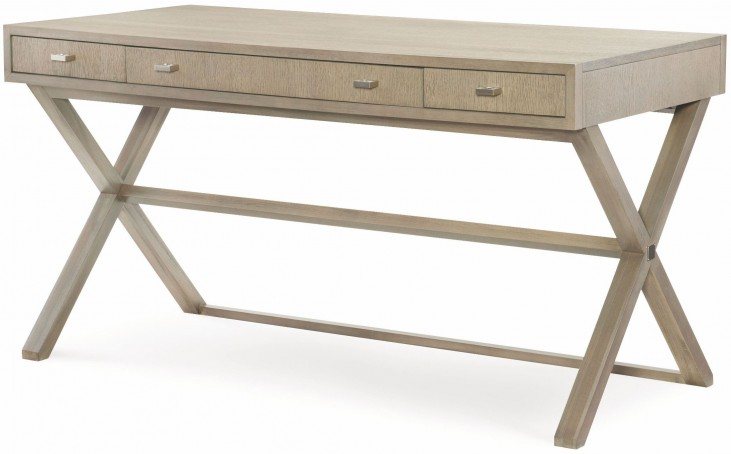 High Line Greige Desk/Sofa Table