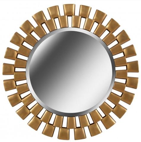 Gilbert Golden Wall Mirror