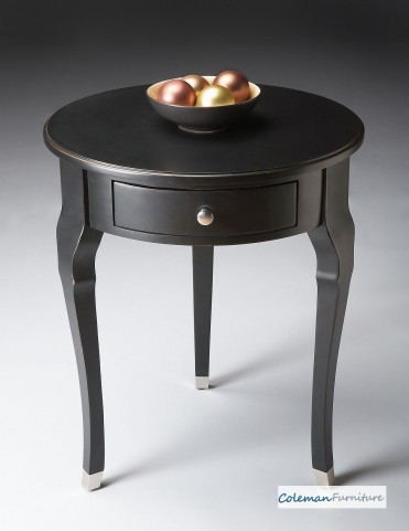 Black Licorice 6014111 Side Table