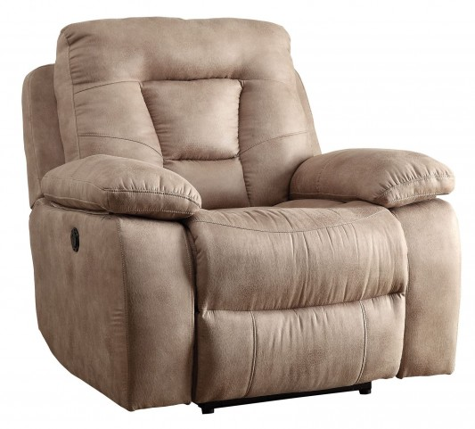 Evensky Bone Glider Recliner