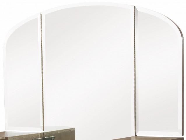 Soho Ash Vanity Tri-Fold Mirror