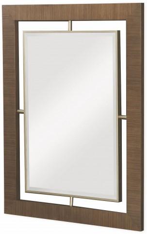 Soho Ash Decorative Mirror