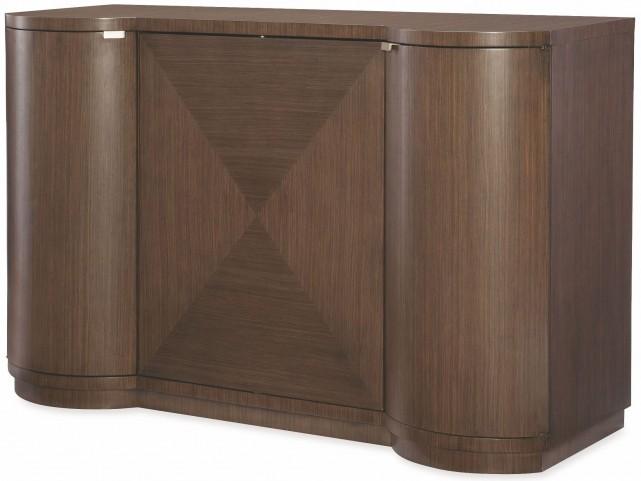 Soho Ash Bar Cabinet