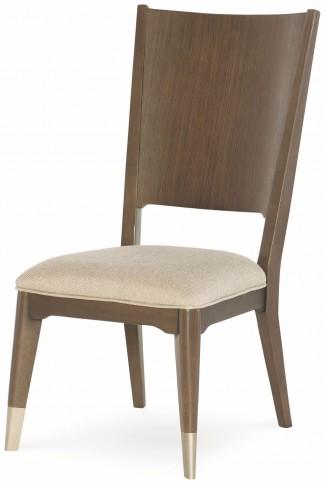 Soho Ash Wood Back Side Chair Set of 2