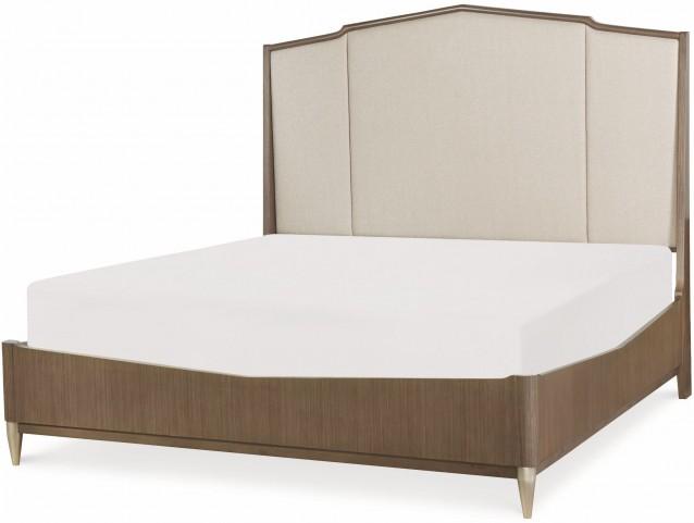 Soho Ash King Upholstered Bed