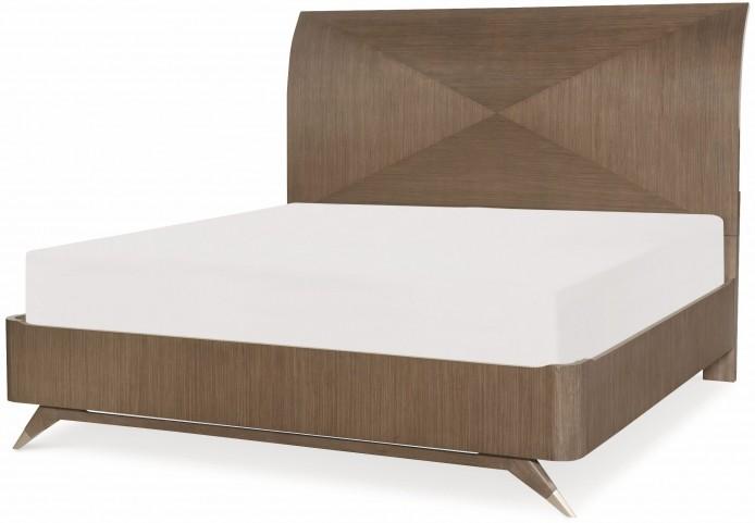 Soho Ash Queen Panel Bed