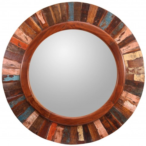 Randy Old Paint Wall Mirror