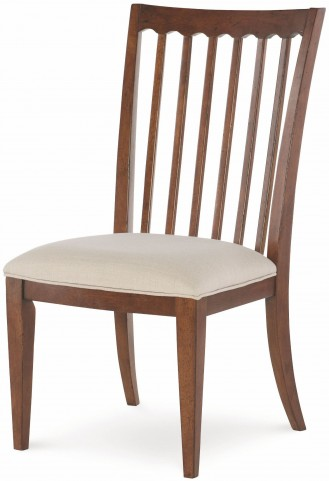 Upstate Conciare Slat Back Side Chair Set of 2