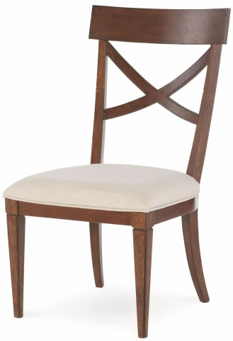 Upstate Conciare X-Back Side Chair Set of 2
