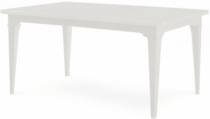 Upstate Bianco Extendable Leg Dining Table