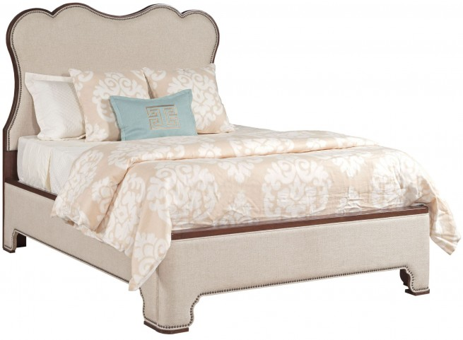 Hadleigh Upholstered King Platform Bed