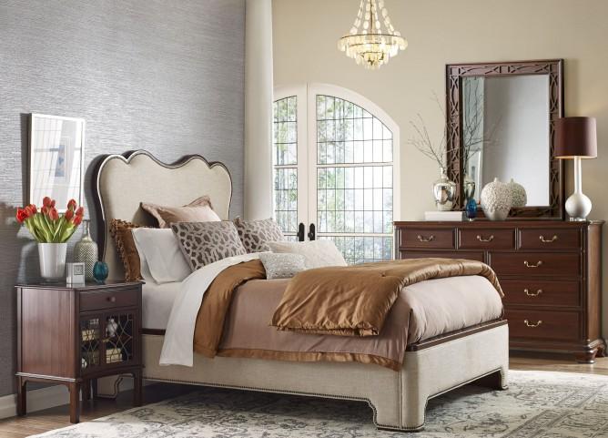 Hadleigh Upholstered Platform Bedroom Set