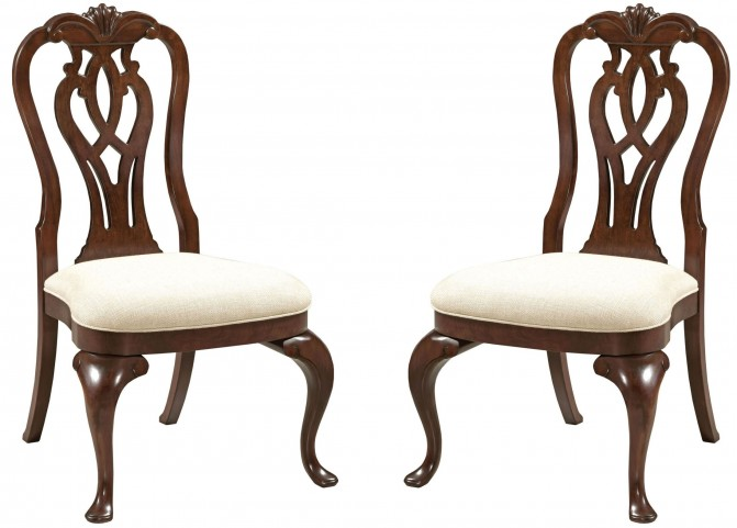Hadleigh Queen Anne Side Chair Set of 2