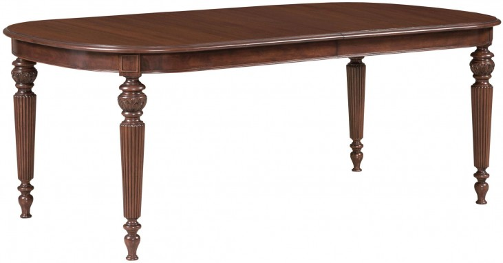 Hadleigh Oval Dining Table