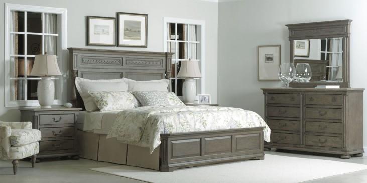 Greyson Logan Panel Bedroom Set