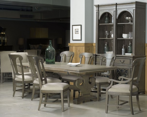 Greyson Crawford Refractory Dining Room Set