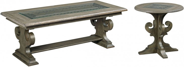 Greyson Greely Rectangular Occasional Table Set