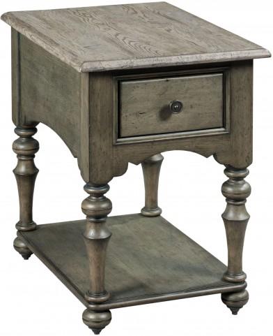 Greyson Wheeler Chairside Table