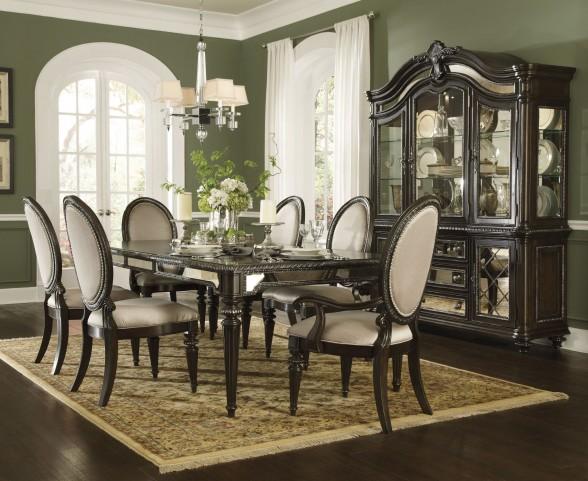 Reflexions Leg Dining Set 609240 Pulaski Furniture
