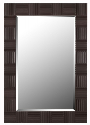 Flutes Wall Mirror