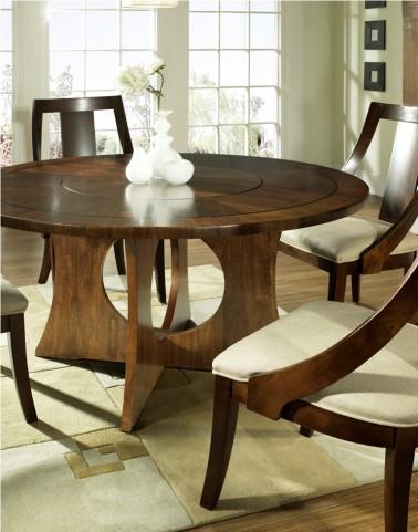 Manhattan Dining Room Pedestal Table