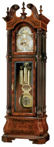 The J. H. Miller Floor Clock