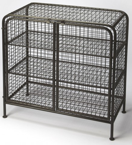 Diego Industrial Chic Cabinet