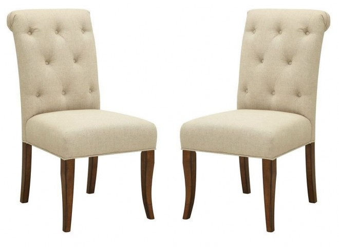 Accent Chair Set of 2 61643