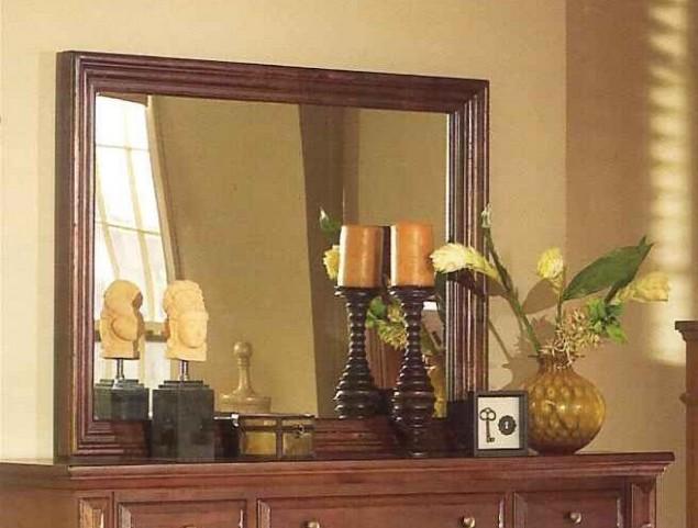 Torreon Antique Pine Mirror